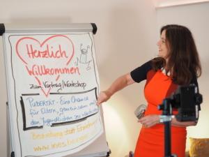 Elternbildung Workshop Vortrag